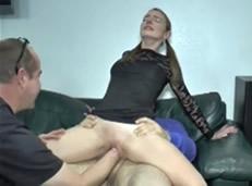 El doble orgasmo de una madura muy cerda