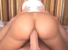 Gran anal con la madura Lisa Ann
