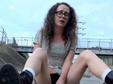 Vídeos de putas masturbándose en público