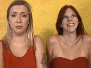 Sumisas necesitan dinero y graban un vídeo de sexo extremo