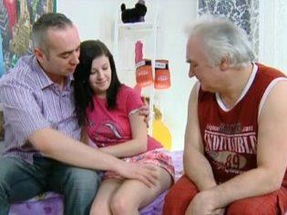 Padre y abuelo violadores e incestuosos ¡abusadores!