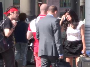 Turista despistada pillada en Atocha tiene sexo por dinero